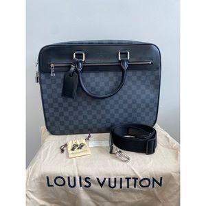 NWOT Authentic Louis Vuitton Overnight Bag